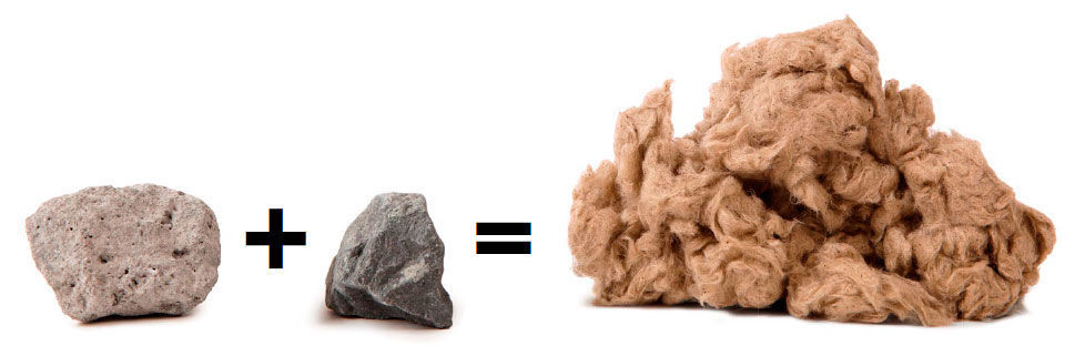 Blown in mineral wool insulation fine homebuilding for Blown mineral wool cavity insulation