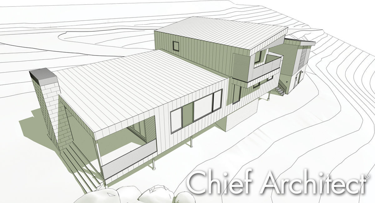 Learn More About Chief Architect Or Download A Free Trial Today At  Chiefarchitect.com.
