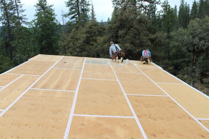 Air Sealing A High Performance House Fine Homebuilding
