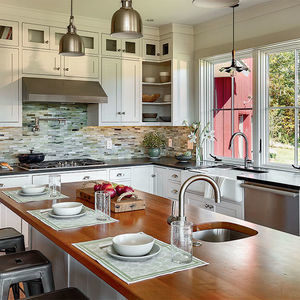 Kitchen Islands: Practical Makes Perfect