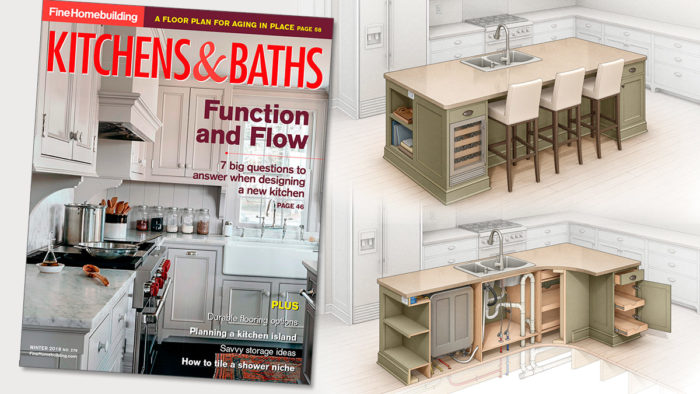 Homebuilding Annual Kitchens Baths Issue