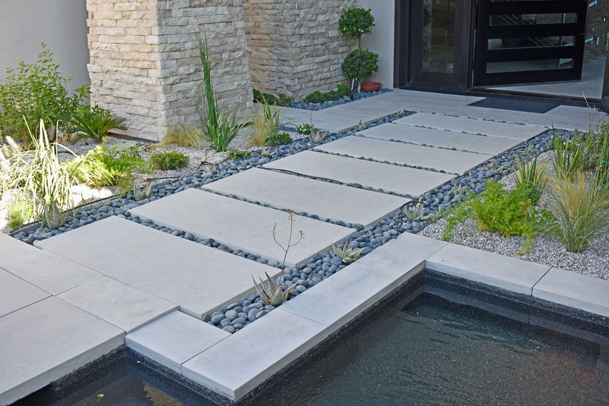 Stepstone Is Recognized As The Industry Leader In Large Format Pavers With  Numerous Sizes Ranging Up To 60u201d. Large Scale CalArc Pavers Are Big, Bold,  ...