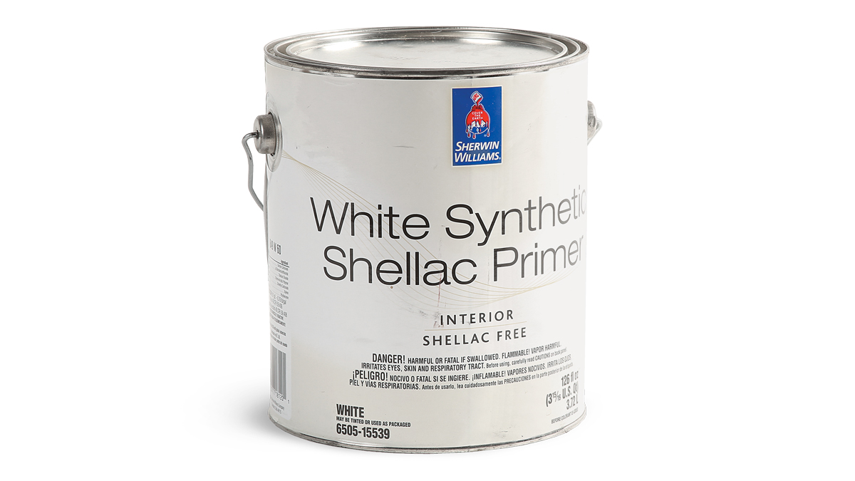 synthetic shellac primers