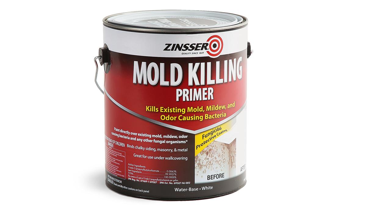 Mold-killing primer