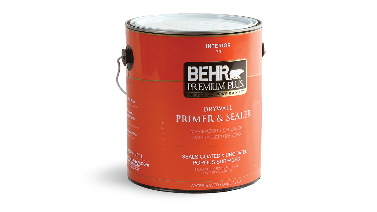 Drywall primer