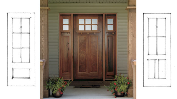 Upgrading The Front Door Is Consistently Listed Among The Top Home Improvement  Projects For The Greatest Return On Investment. In Addition To Enhancing A  ...
