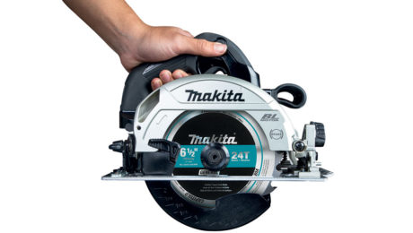 Compact Blade-Right Circular Saw