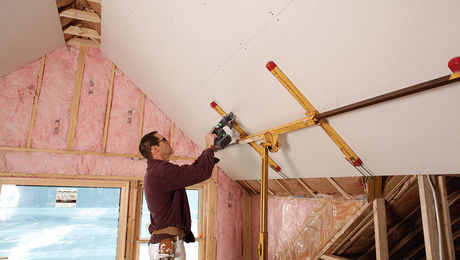 Paper on Drywall Different by Region