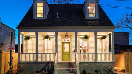 New Of Architecture | New Orleans Architecture Fine Homebuilding