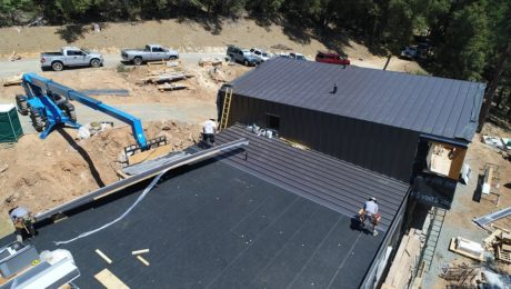 Installing Standing-Seam Roofing and Cladding