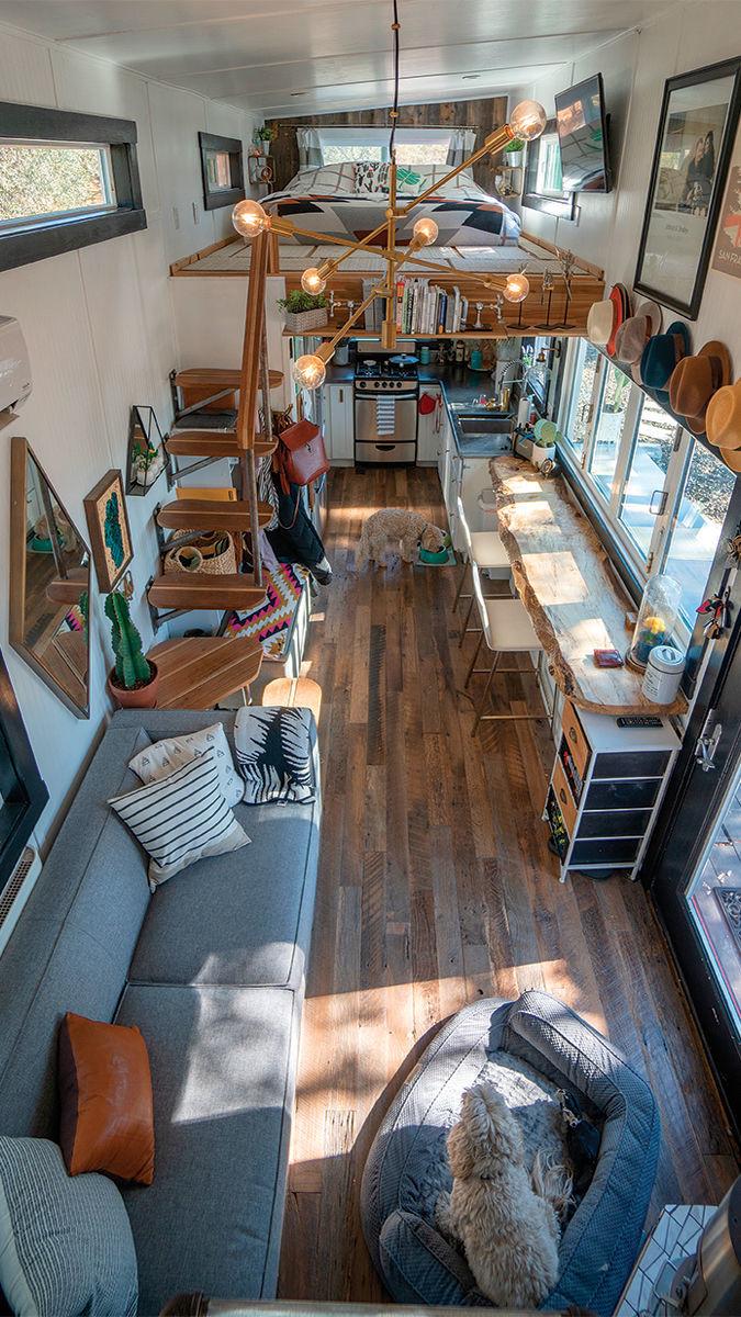 Alek Lisefski Tiny House tiny-house basics - fine homebuilding