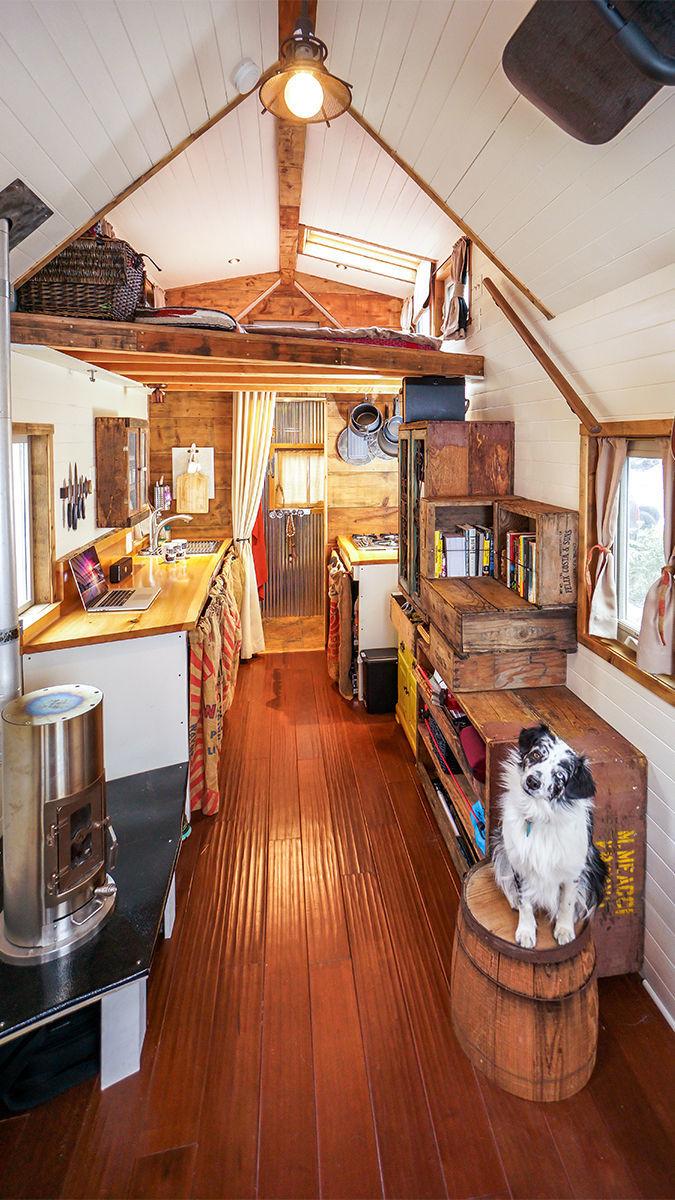 Tiny House, Giant Journey - Fine Homebuilding