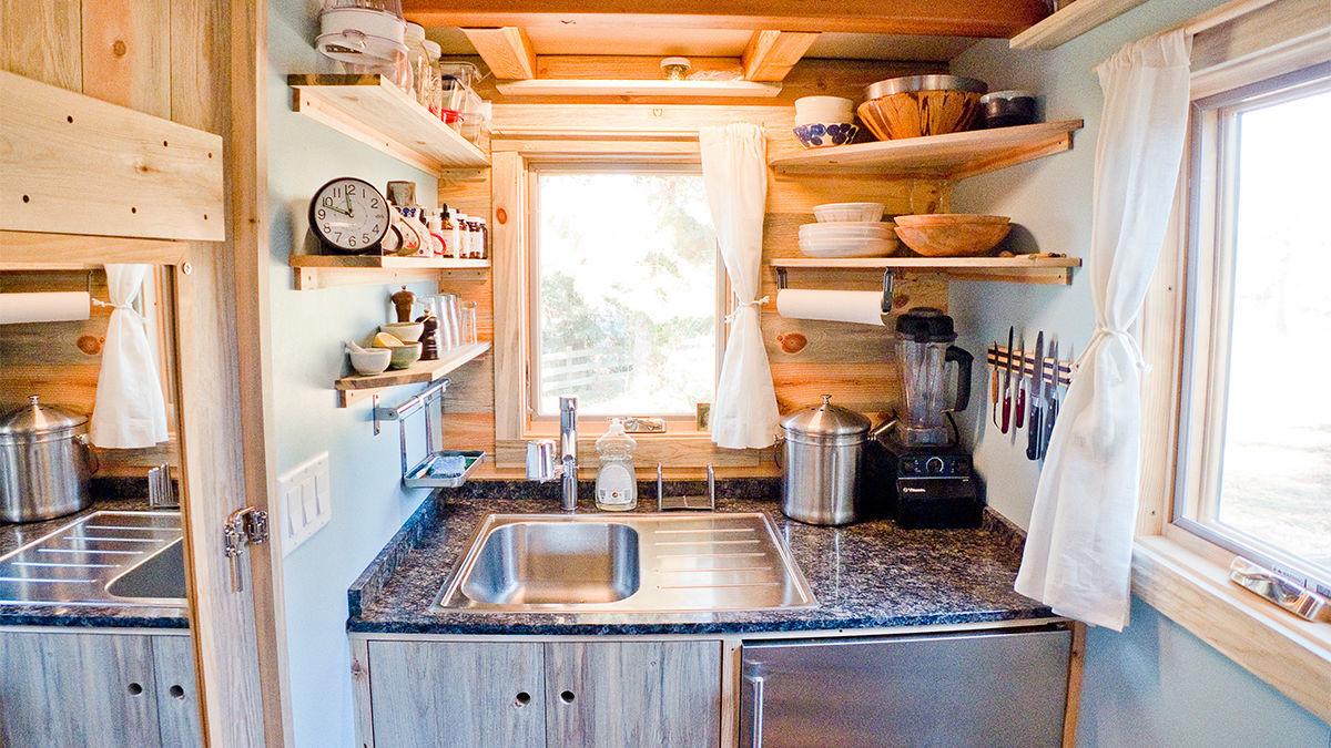 Alek Lisefski Tiny House the tiny project - fine homebuilding