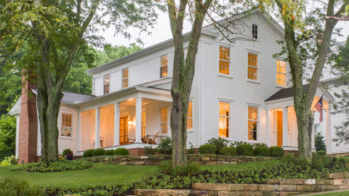 Houses by Design: A Nod to Greek Revival-Style Architecture (1825–1860)