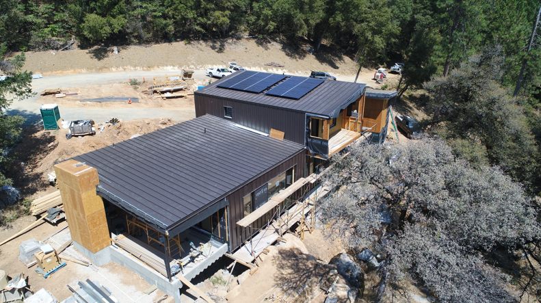 Bridger Steel S Standing Seam Metal Roofing And Siding