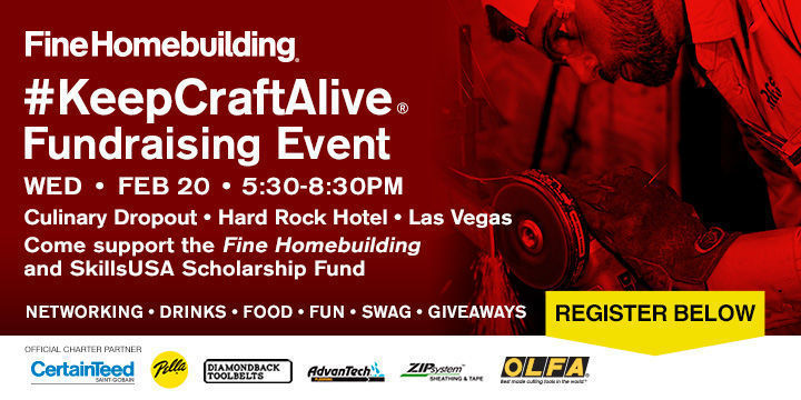 Keep Craft Alive fundraiser in Vegas