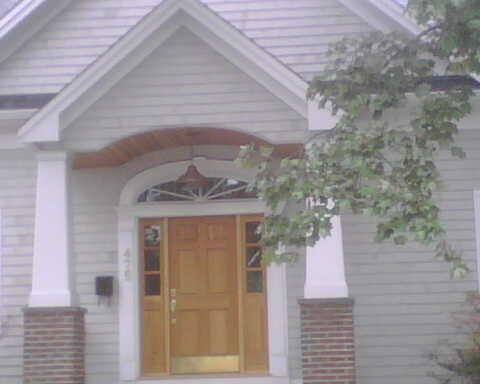 Portico design input please! - Fine Homebuilding