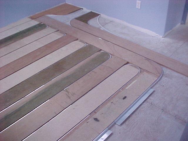 Radiant Flooring Diy Fine Homebuilding
