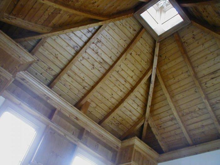 Curved Hip Roof Fine Homebuilding