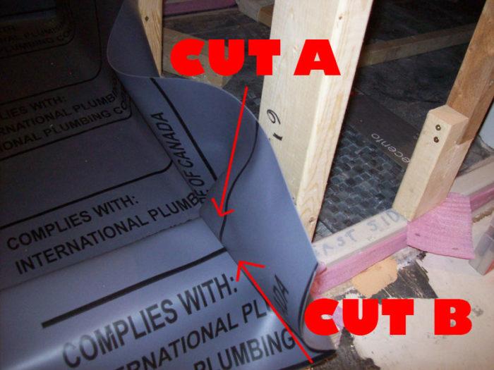 cutting curb corners   how?   Fine Homebuilding