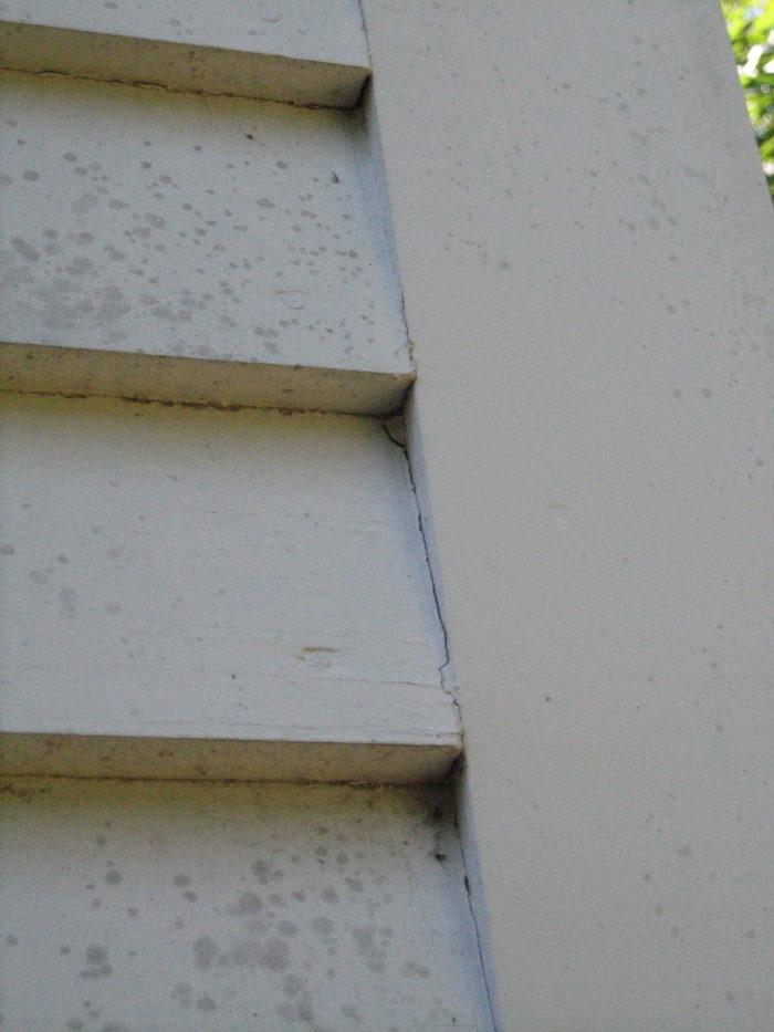 Proper Nailing Method Cedar Clapboards Fine Homebuilding