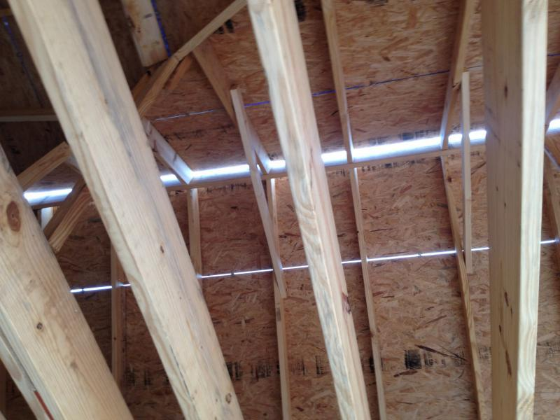 Roof Sheathing Space Between Panels Fine Homebuilding