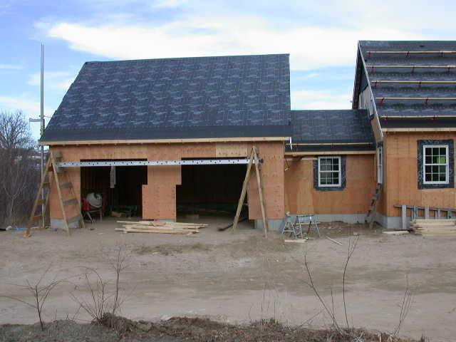 Asphalt Felt Paper vs Typar - Fine Homebuilding