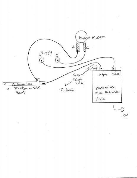 Pressure Vacuum Breaker Diagram