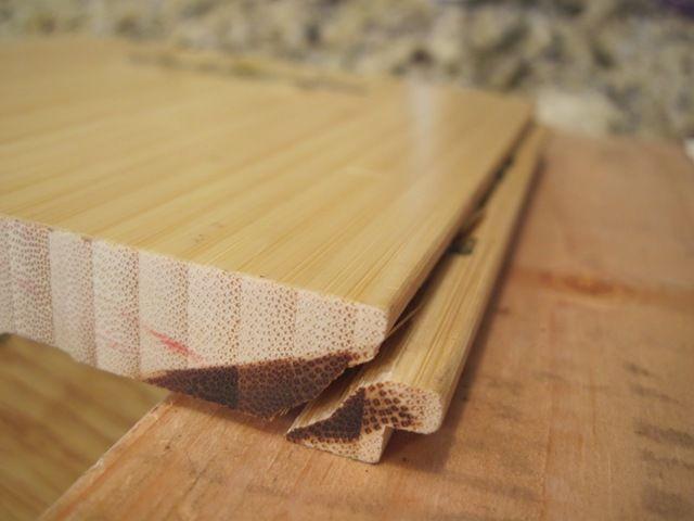 Nailing Down Bamboo Flooring Fine Homebuilding