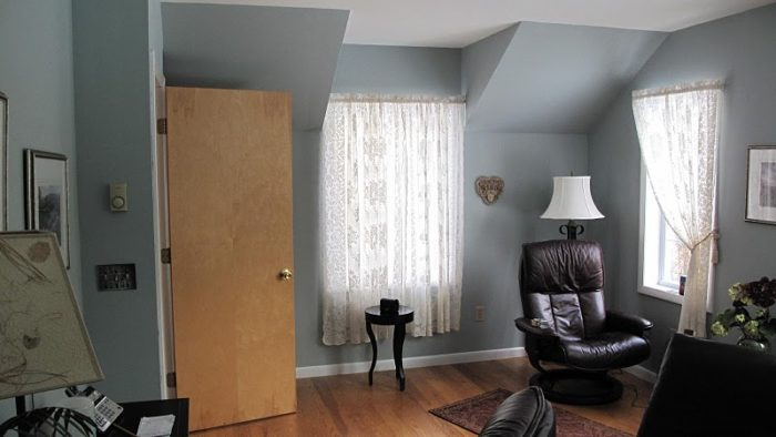 suggestions for crown molding around dormer