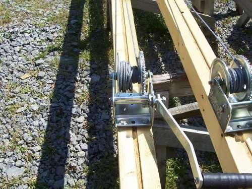 Easy To Build Wall Jacks Fine Homebuilding