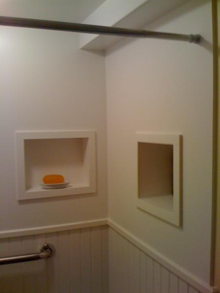 Azek Shower Stall - Fine Homebuilding