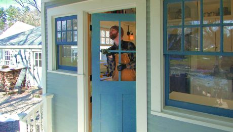 Build a Dutch Door