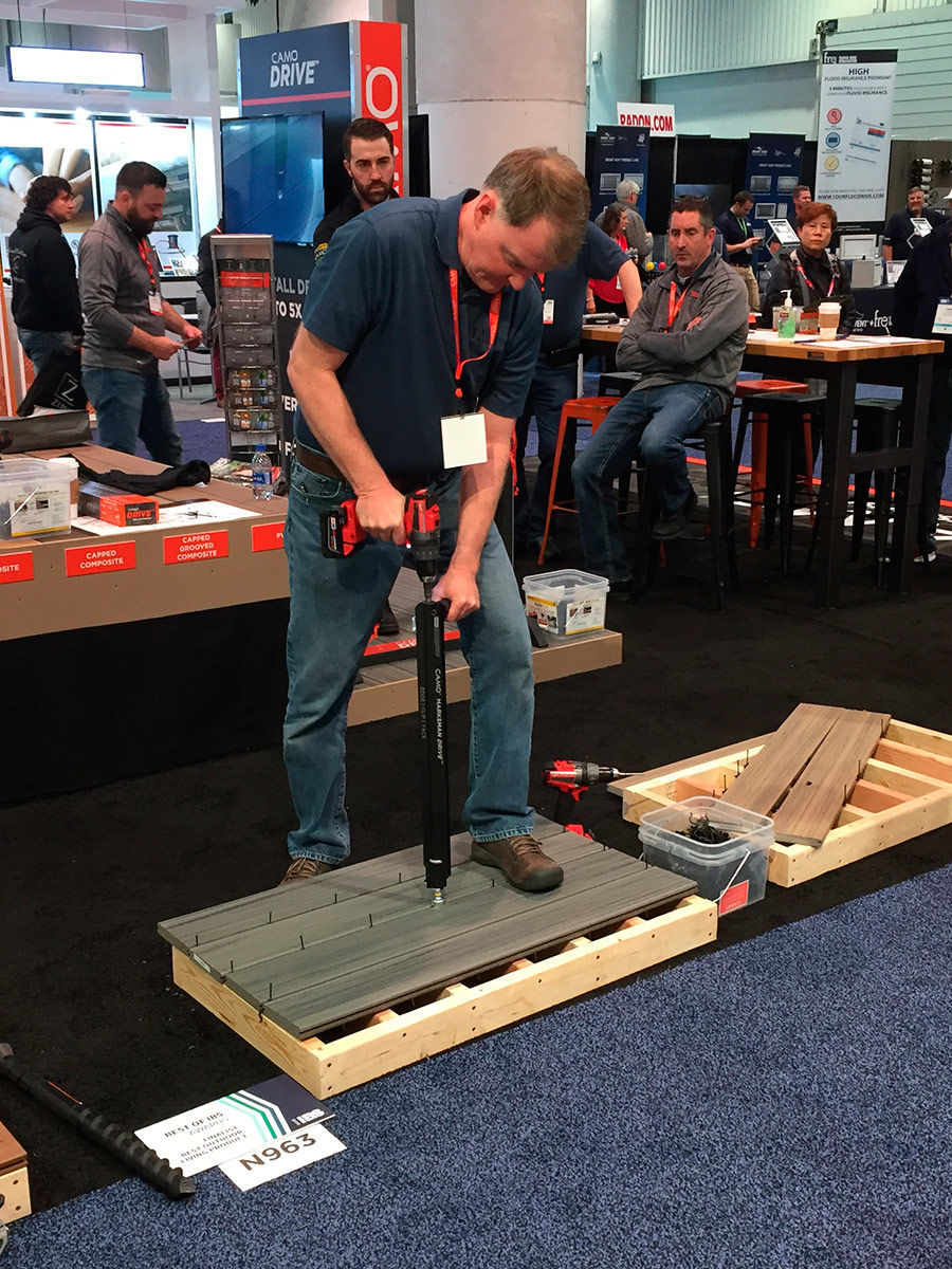 Podcast Episode 163: Live from Builder's Show: Home Depot's Pro Services and Advancements in Cordless Tools
