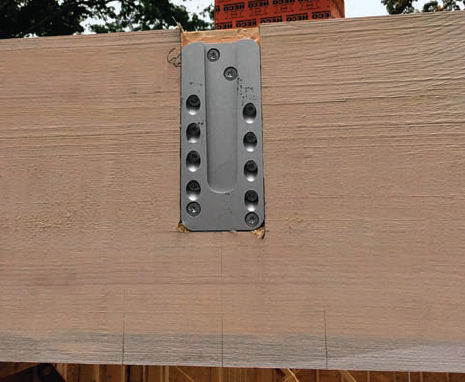 timber frame mortise hardware
