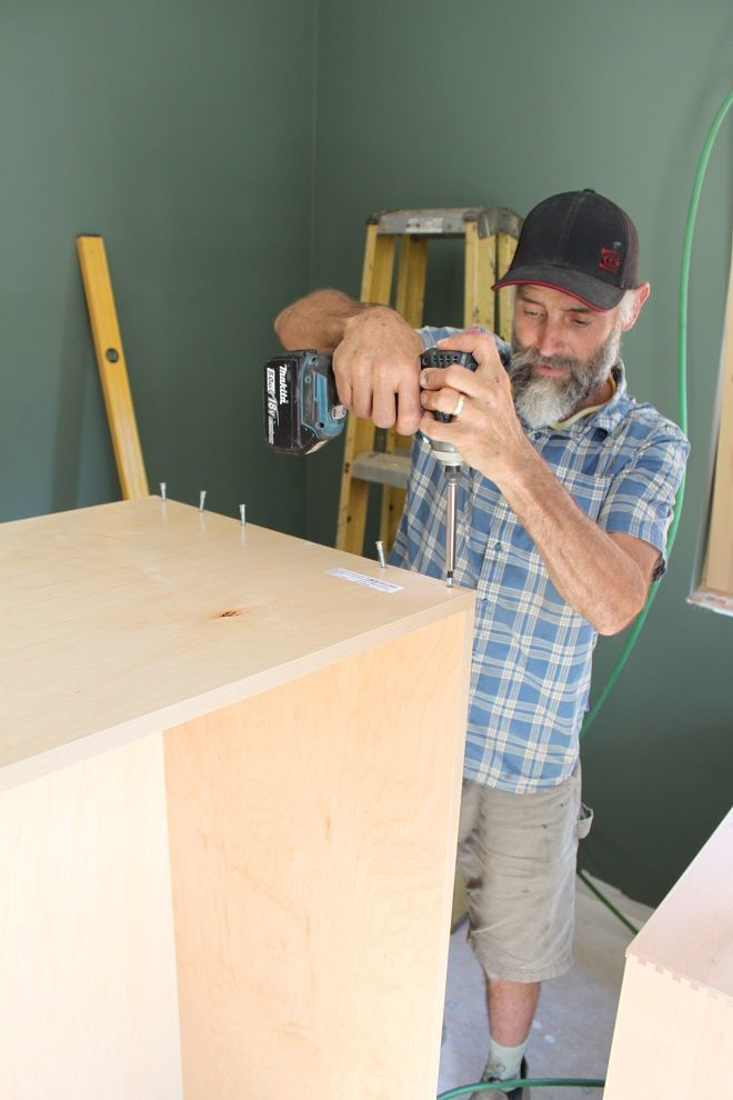 A Houseful Of Cabinets And Built Ins Fine Homebuilding