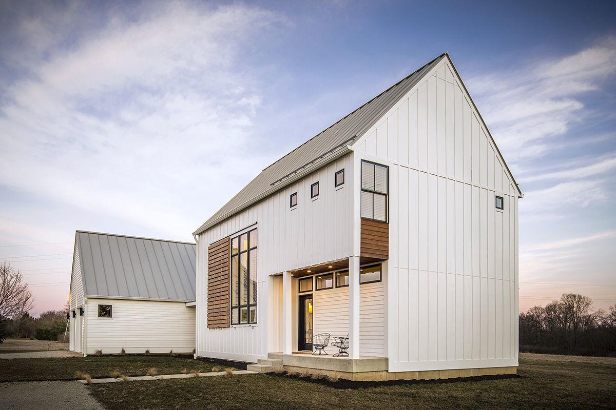 Tremendous Best New Home 2019 21St Century Modern Farmhouse Gets The Download Free Architecture Designs Rallybritishbridgeorg