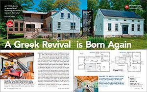 A Greek Revival is Born Again