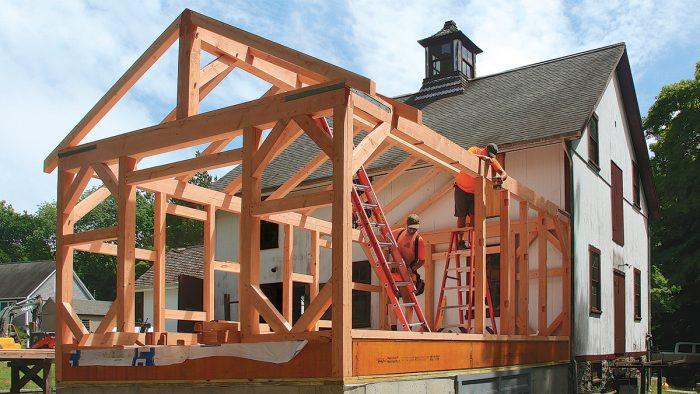 21st Century Timber Framing Fine Homebuilding