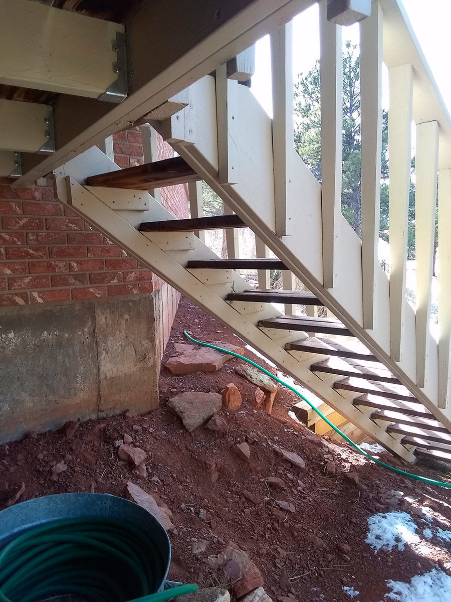 Podcast Episode 175 Stair Stringers Laser Levels And