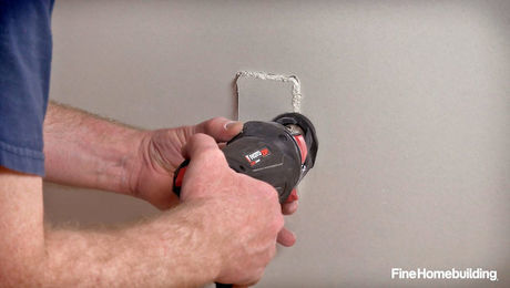 How to Use a Drywall Router