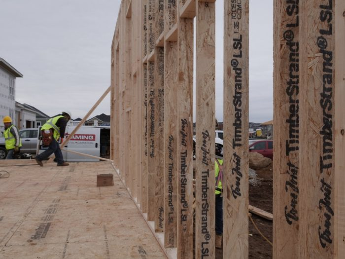Wall Framing and Sheathing