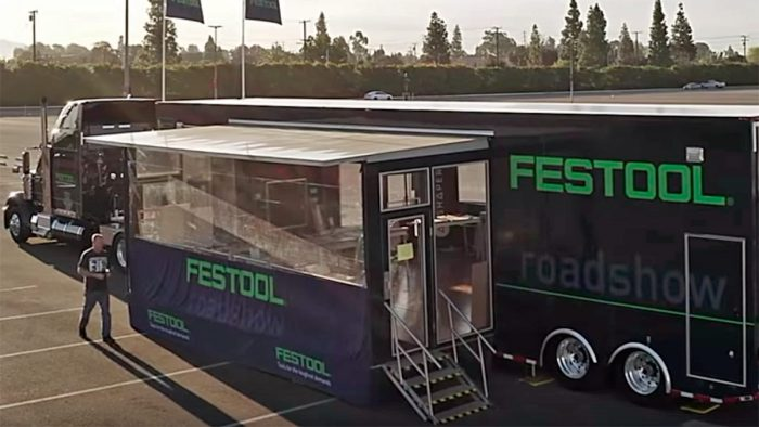 The 2019 Festool Roadshow