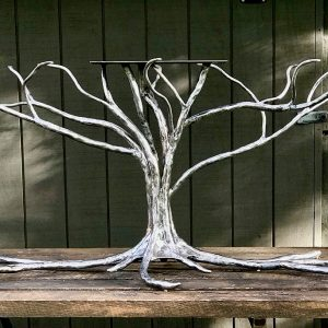 forged-steel table