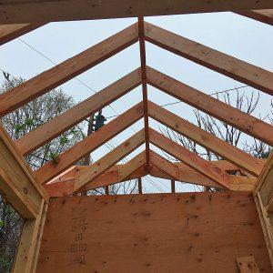 Matt's garden shed