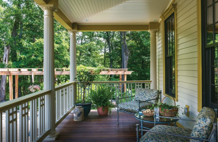 How to Design the Perfect Porch