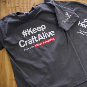 win or buy keep craft alive t-shirts