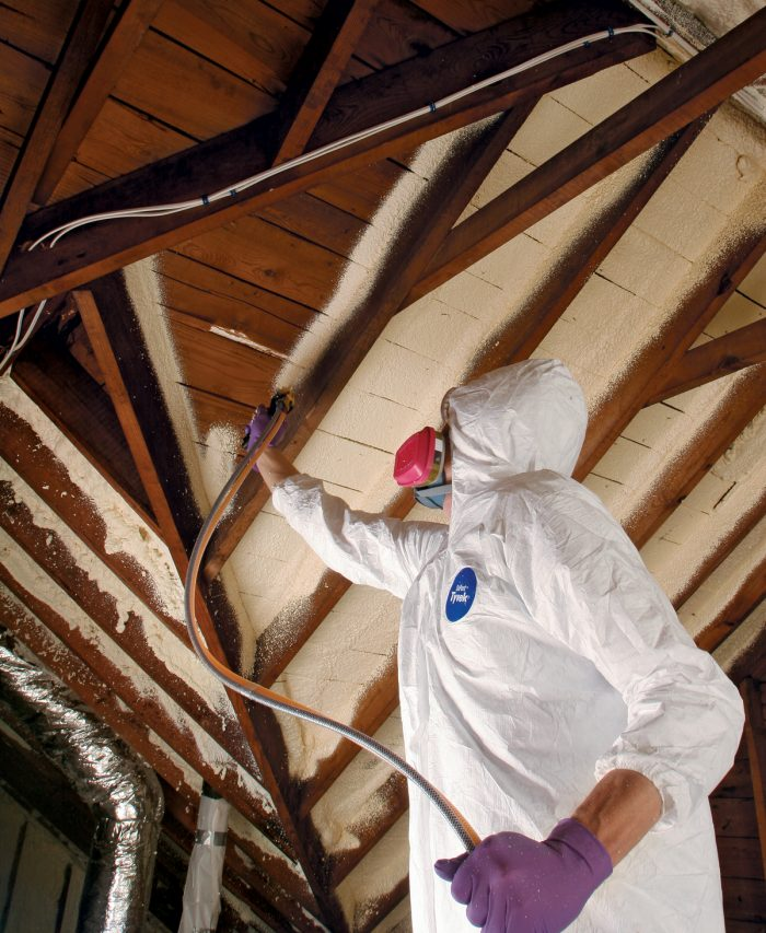 Spray-Foam Insulation
