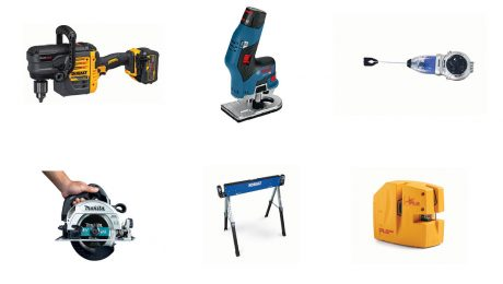 Fathers Day gift ideas home building tools