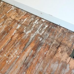 Patrick's Floor Project